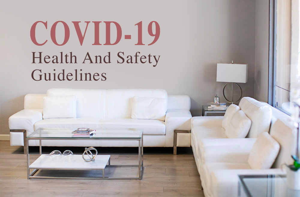 covid-19 health and safety guidelines