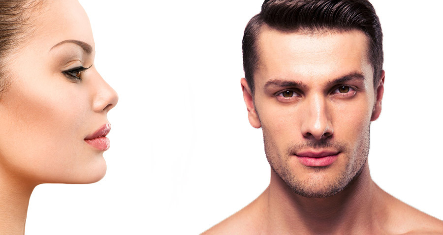 non-surgical jawline contouring with dermal fillers