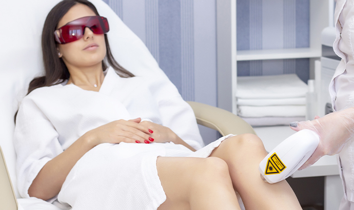 Getting Laser Hair Removal Done